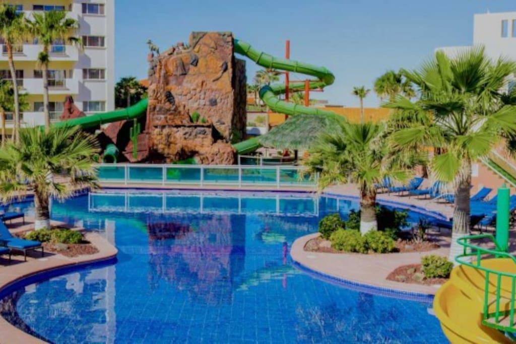 Las Palmas Beachfront Resort Condo Condominiums For Rent In Puerto Pe Asco Sonora Mexico