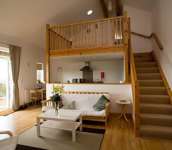 Symonds Yat Rock Lodge Apartment 4
