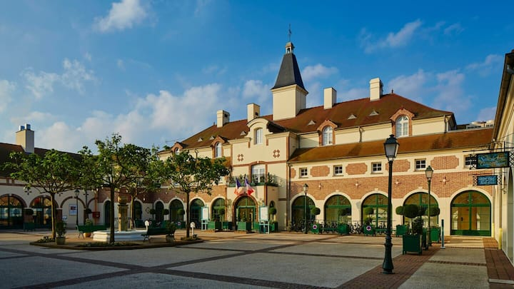 Exceptional Mariott villa near Disneyland Paris