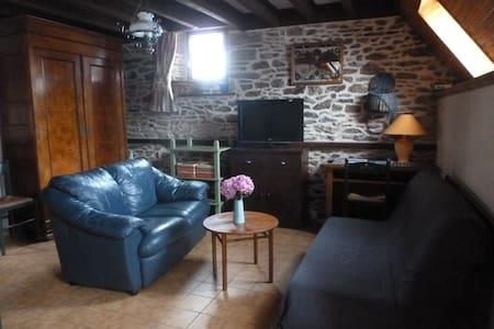 Maison de vacances proche St Malo - Châteauneuf-d'Ille-et-Vilaine - Hus