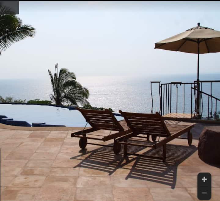 Bed & Breakfast Recamara 4 Vista a la Bahia