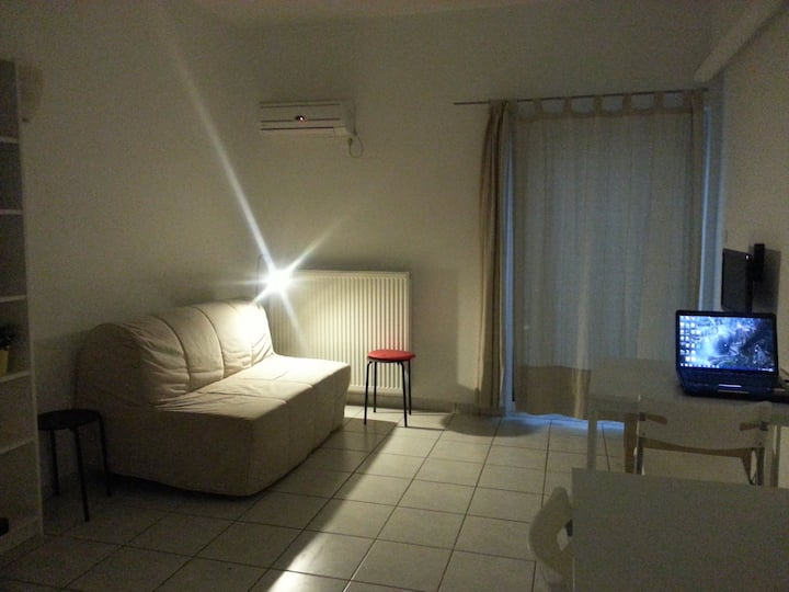 Cozy appartment 50m from the beach