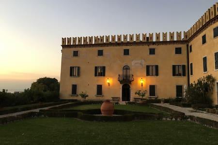 Castle 1500 Lazise - Colà - Castello