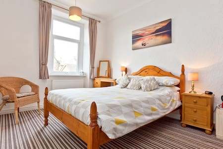 Double room in character townhouse