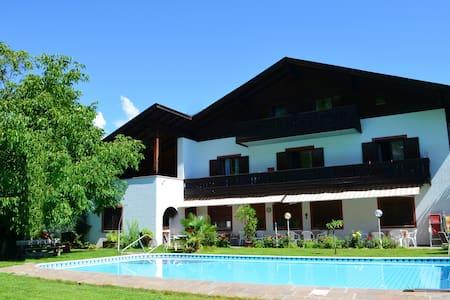 Residence Kathrainhof Einraum-Apartement + Pool