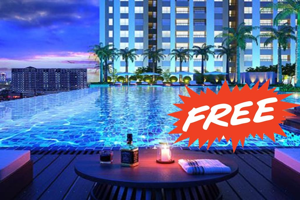 Free pool roof top/ Gym - Free Water, Vietnamese Tea & truly Vietnamese coffee