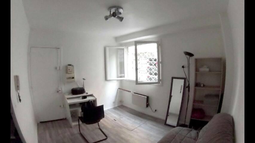 location meublée temporaire  à Paris - Paris - Apartamento