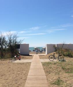 Bungalow 13 spiaggia natura bimbi - Eraclea Mare