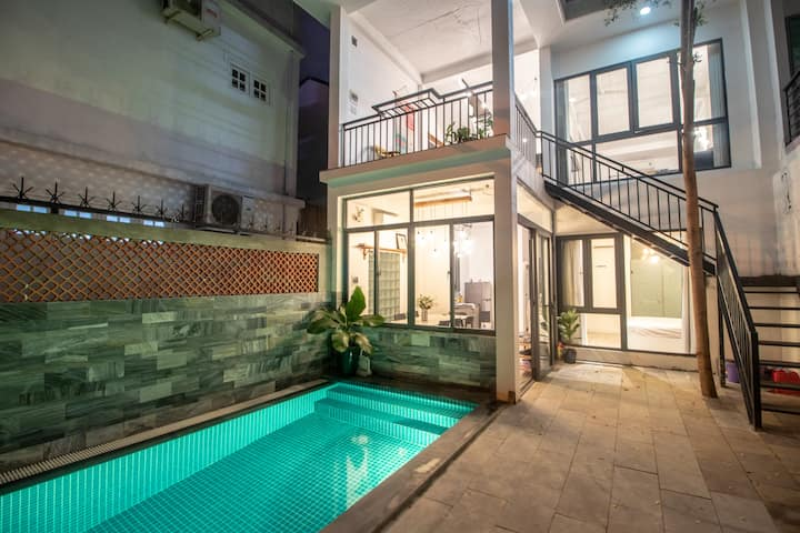 **POOL** - 3BR GREEN HOUSE