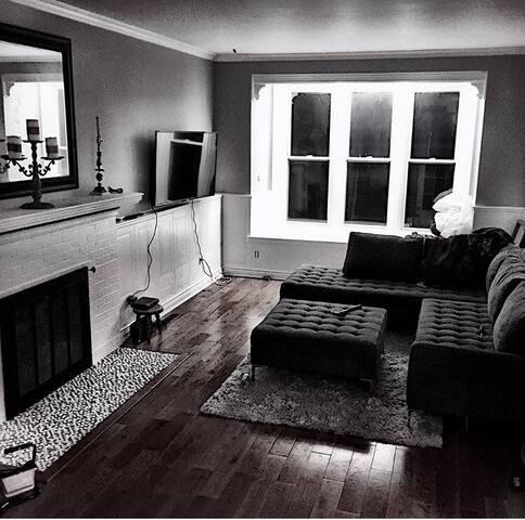 Main floor: Great room