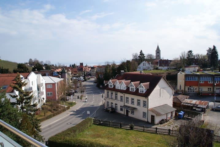 Helle, moderne und großzügige Unterkunft - Aloisia - Meersburg