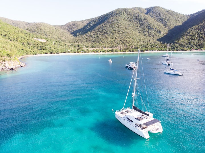 Island Hopping, All-Inclusive Yacht, Private Chef