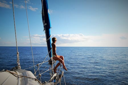 ENJOY BVI ON OUR SAILING BOAT! - Road Town