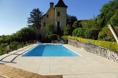 Villa Belvedere - Castelnaud-la-Chapelle - Villa