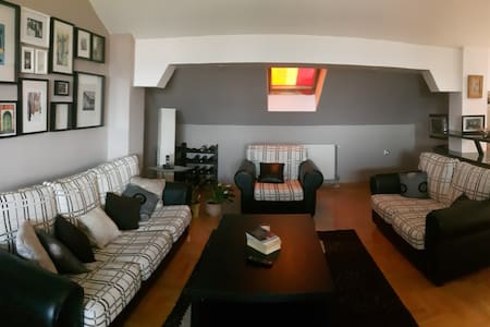 Room for 2 close to fortress Kastel - Apartment