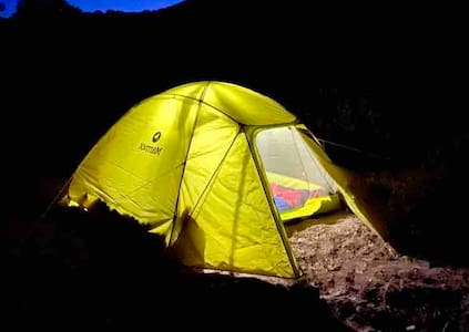 Campe Diem! Hike By Light 402