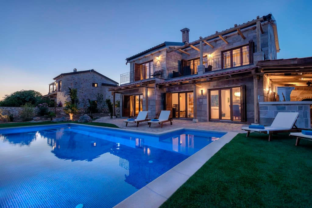 Hvar Town Mediterranean Luxury Villa Galapagos