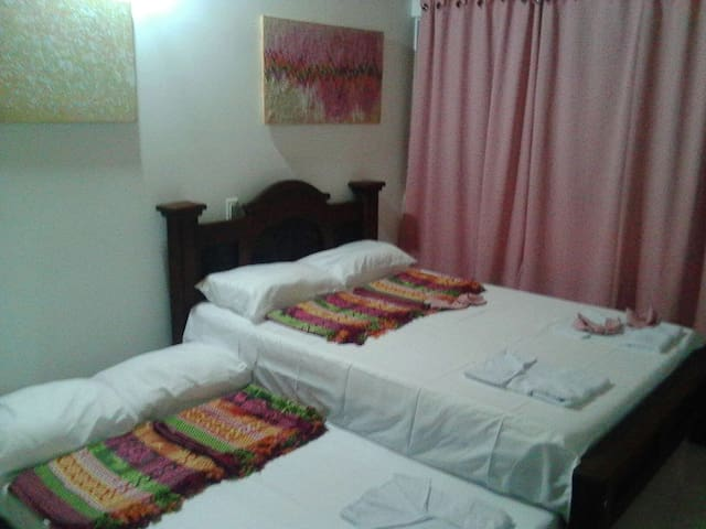 Se arrienda apartamento amueblado - San Gil - Wohnung