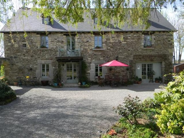 Le Domaine de L'Arche B&B - Peninsular Suite - Plouasne - Bed & Breakfast