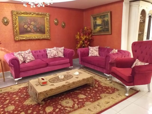 Private Apartment in the heart of Heliopolis
