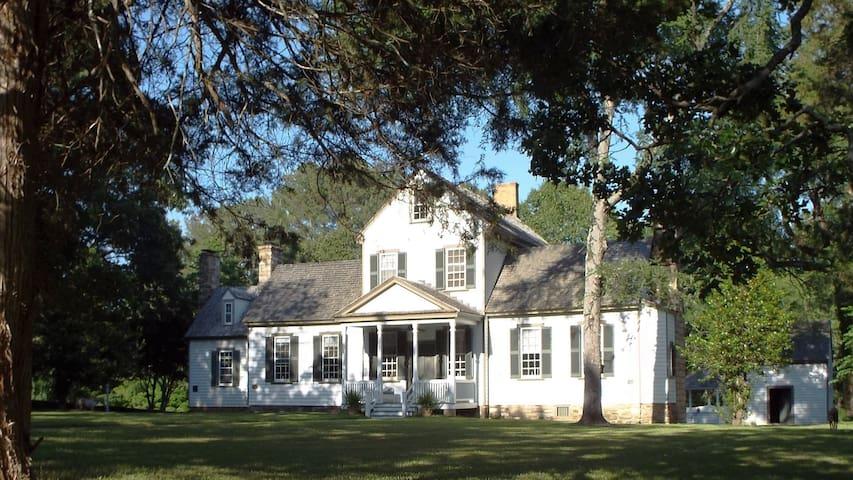 Shady Oaks 1812