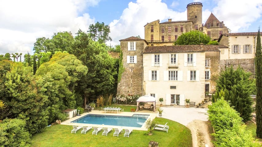 L'Orangerie Duras - luxury accommodation for 12