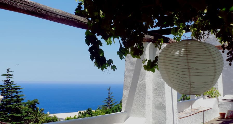 Stanza privata - Dimora eoliana - Malfa - House