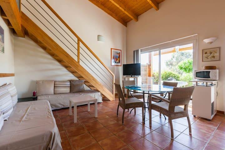 Villas de Lava, Bavella 3 Pces, plage 4 mn à pied
