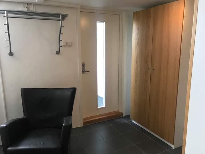 Cosy apartment, 50 m2, in a calm area!