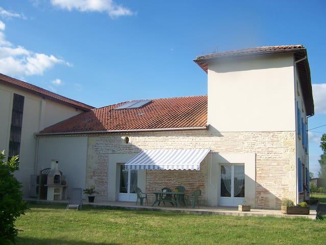 chambre chez l'habitant - Gaujac - Casa