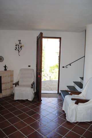 CASA CORNIGLIA nel residence Castellaccio 5 terre - Calice al Cornoviglio - Casa