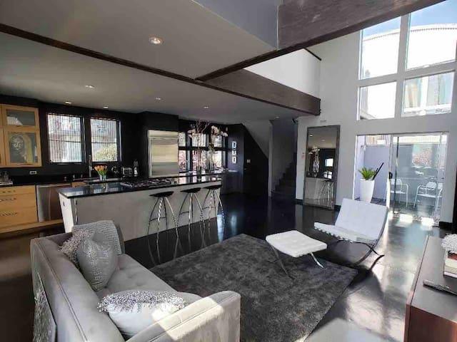 Cool Urban Loft