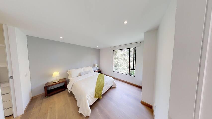Acogedor Apartamento en el Parque Virrey