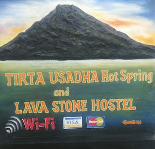 LAVA STONE HOSTEL - Kintamani - Penzion (B&B)