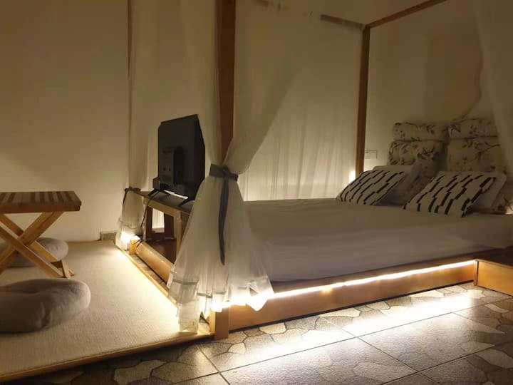 Water Bed Room at Johor Bahru City Centre