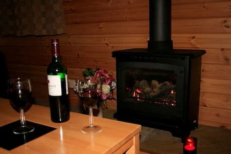 Two bedroom luxury log cabin - Apartament
