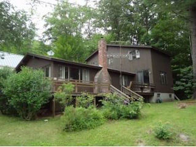 Nice home on pristine Granite Lake - Stoddard