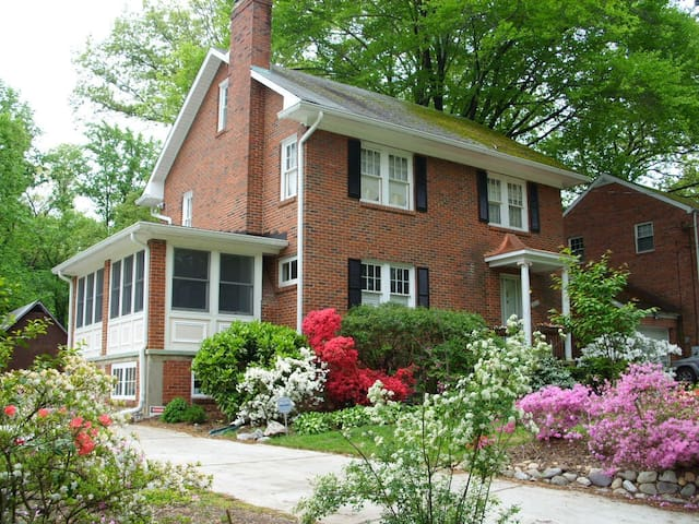 Remodeled House in Takoma Park, MD  - Takoma Park