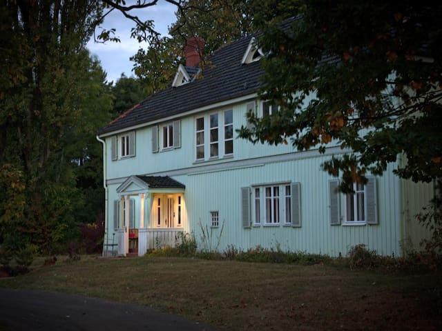 Gästehaus Sommersitz Hermannshof - Springe - Rumah
