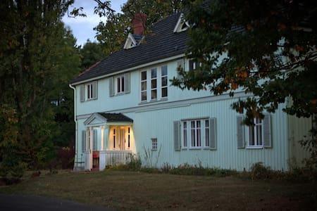Gästehaus Sommersitz Hermannshof - Springe - Talo