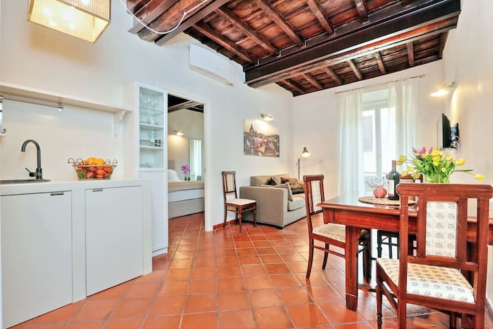 cancelleriadieci_Appartament up to 4 persons - Roma - Bed & Breakfast