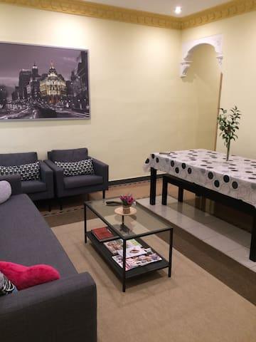 Habitación tranquila en Moncloa - Madrid - House