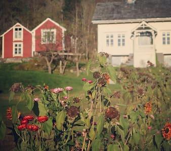 Undeland Gard family farm - Forest room
