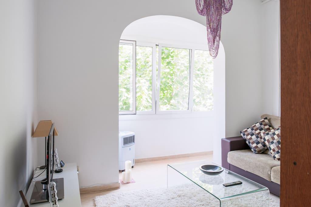 Cozy and quiet flat in eixample appartamenti in affitto for Appartamenti eixample barcellona