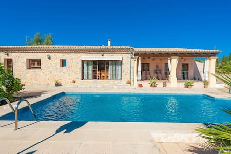 Blanquers - villa with pool - Binissalem - Dom