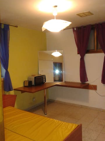 PRIVATE DOUBLEBED ROOM  &BATHROOM - Bet Dagan - Apartment