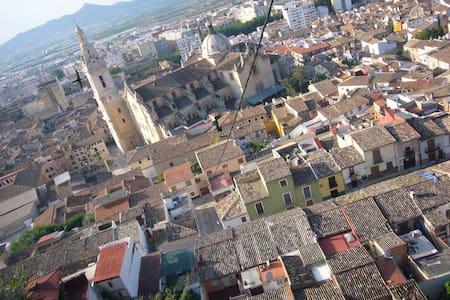 Corretgeria 27, casa rural a Xàtiva - Xàtiva - Haus