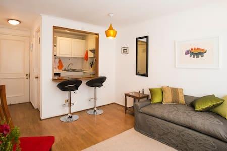 1 Bedroom apt, 36m2, Las Condes