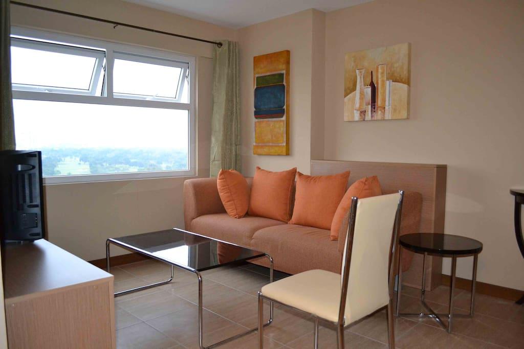New spacious 2 bedroom loft manila apartments for rent - 2 bedroom apartment for rent manila ...