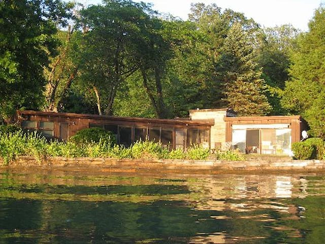 Lake Cottage - Skaneateles Lake